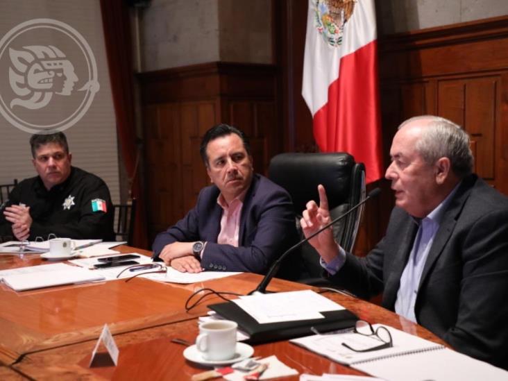 Gobierno Federal señala, en Veracruz: Incidencia Delictiva a la baja